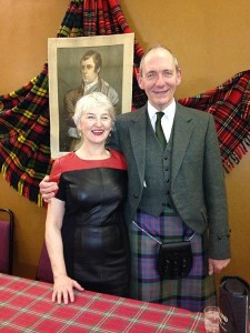 David and Margaret - photo: Orkney Tailor-Made Tours